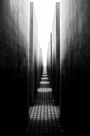 murdered: Memorial to the Murdered Jews of Europe - Berlin