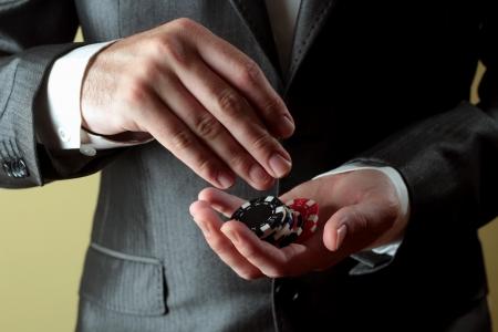 gambler Stock Photo - 16625015