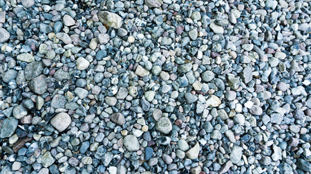 stones at the beach