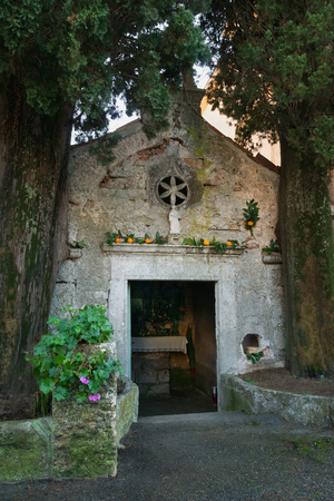 anton: Church of St Anton is one of the smallest and oldest churches in Tivat city. Montenegro