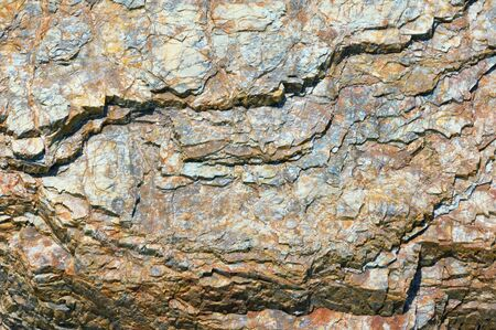 Stone backgrounds, mountain rock texture on a sunny day.  Dinaric Alps, Montenegro