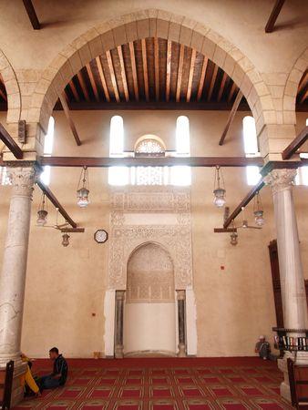 aas: Amr bin Aas Mosque