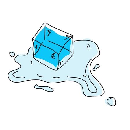 melt: Ice cube