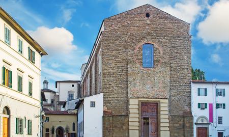 carmine: Santa Maria del Carmine church in Florence