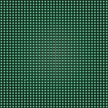 opt: Background with abstract green balls Stock Photo