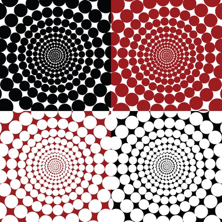 doted: Four optical effects