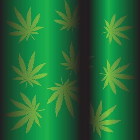 Marijuana green background photo