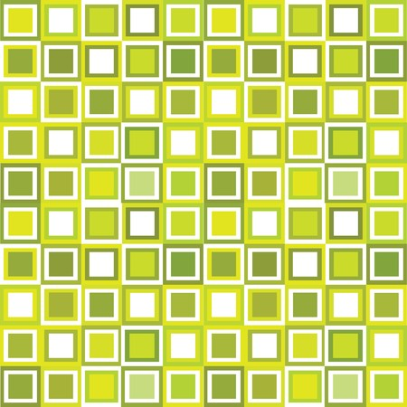grout: Pattern in green tones, background with squares