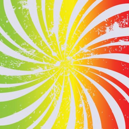 rasta colors: Rastafarian background Stock Photo
