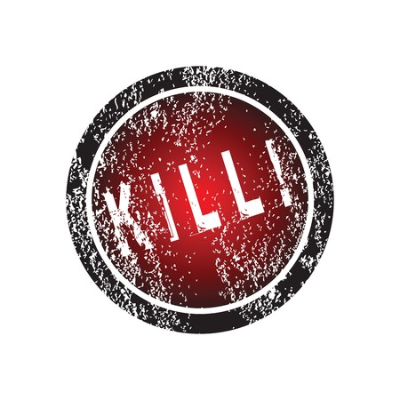 assasin: Rubber stamp with killing advice