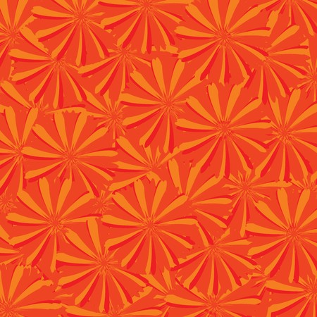 Seamless background with floral motives Stock Photo - 7032644