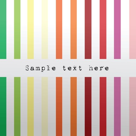 Abstract banner with stripes Stock Photo - 7321276