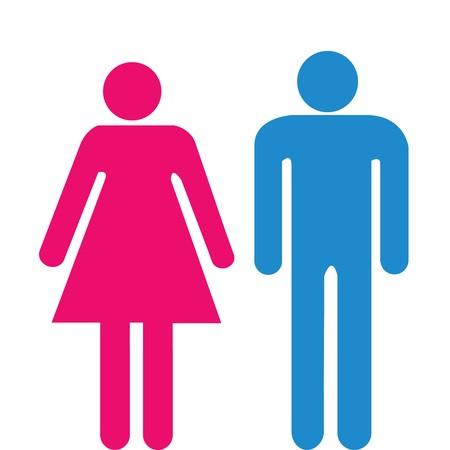 Man and woman Stock Photo - 7321265