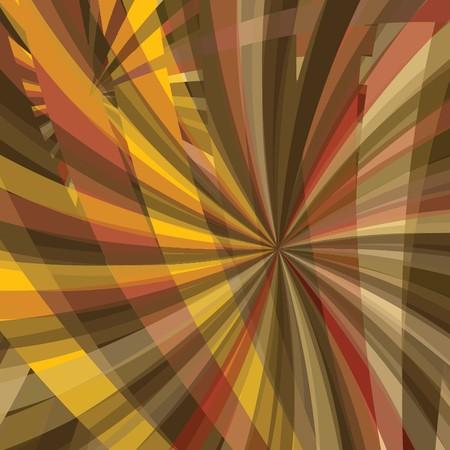 twirls: Abstract background with brown twirls
