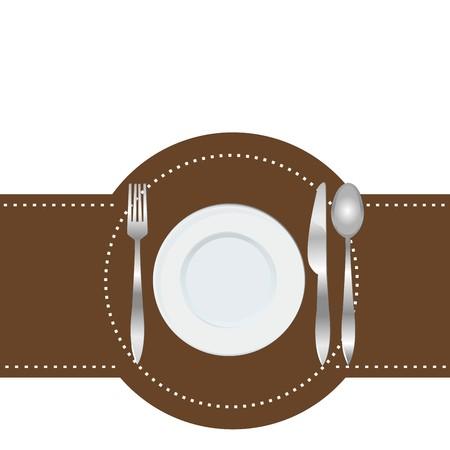 Menu of restaurant card photo