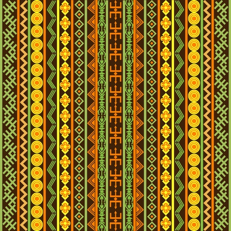 textiles: Ethnic African multicolored texture