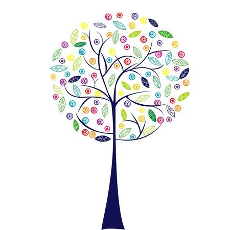 arbor: Happy tree