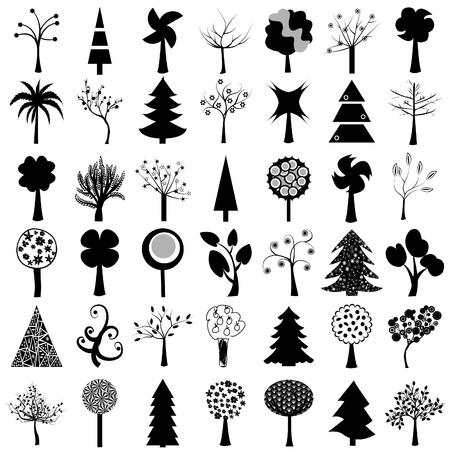 arbor: Set of trees