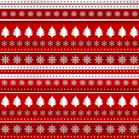 Natale sfondo pattern decorativo per le industrie tessili, imballaggio o carta da imballaggio Archivio Fotografico - 32758228