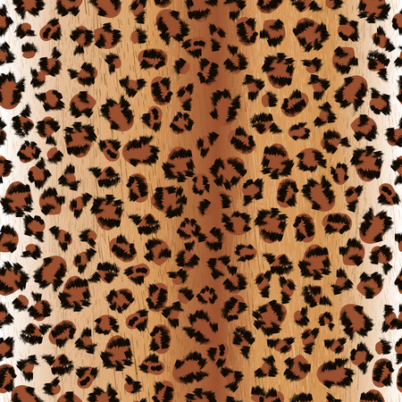 leopard: Safari leopard fur background pattern Stock Photo