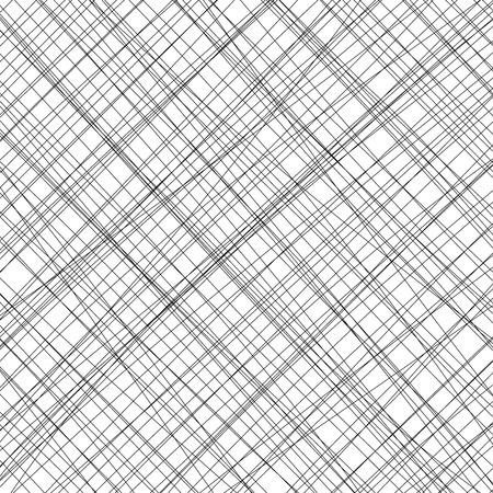 Hand drawn black threads background