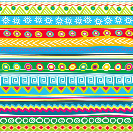 Background with doodle ornaments