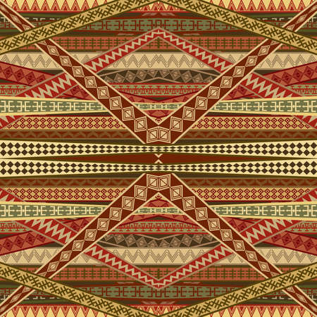 Ethnic african geometrical pattern, tribal background