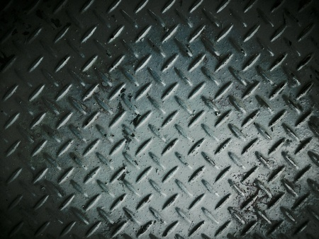 metal: Diamond metal plate