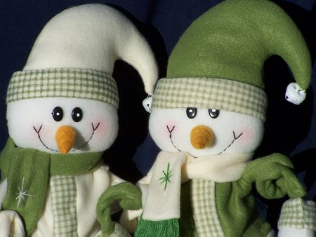 Stewie & Stevie The Christmas Snowmen