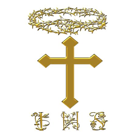 thorn: Religious IHS