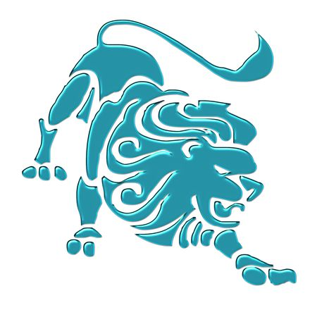 leo astrology symbol photo