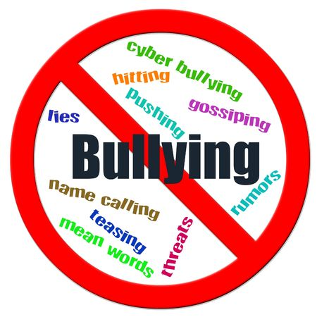 harassing: stop bullying