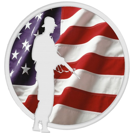 American Soldier Logo photo