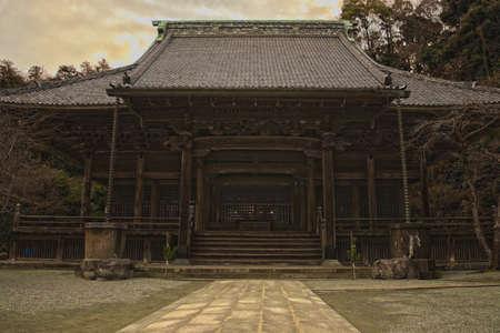 hondo: temple of kamakura