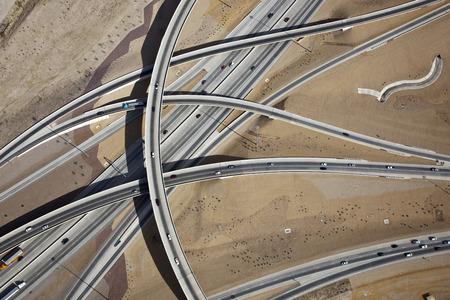 tucson: Tucson interchange called the crossing Stock Photo