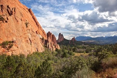 gods: Garden of the Gods, Colorado Springs, Colorado