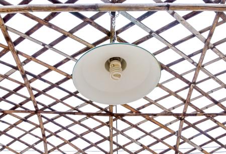 electric avenue: Lamp