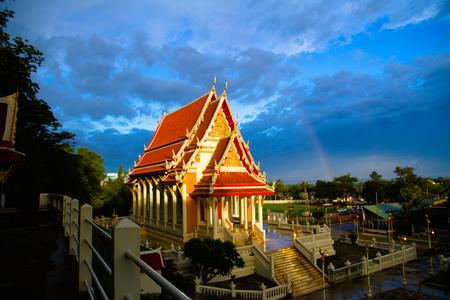 ratchaburi: Temple at Ratchaburi