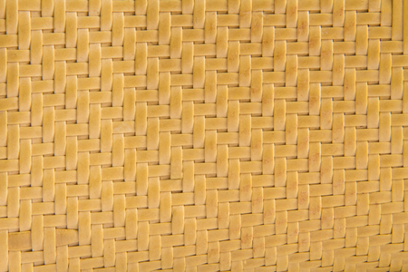basketry: Thai style bamboo basketry Stock Photo