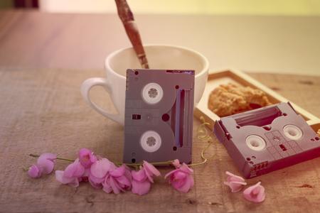 cassettes: Mini DV Cassettes