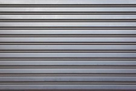 stainless steel sheet: Industrial Aluminum Door Texture Stock Photo