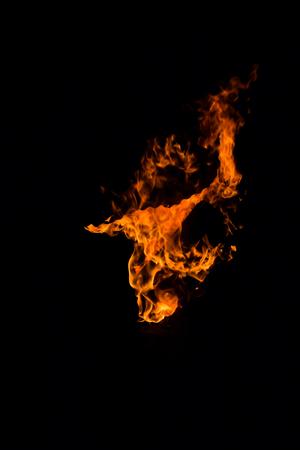 flametongue: fire blazing