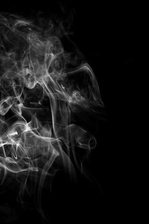 white smoke: white smoke