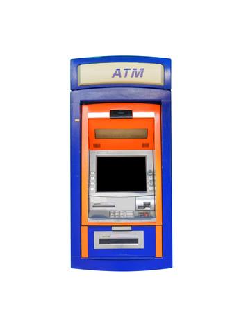 cash machine: atm