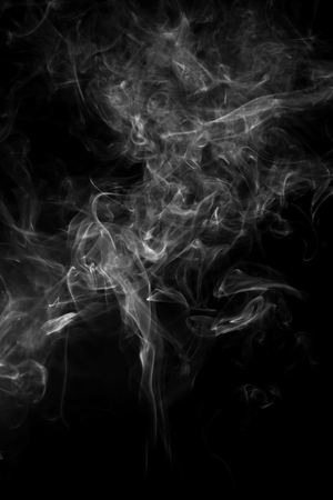 abstract smoke: white smoke