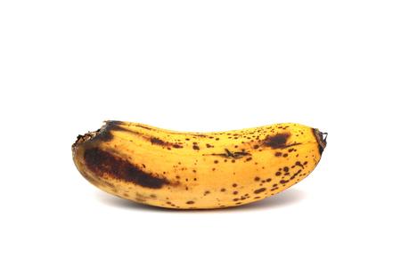 overripe: Overripe Banana Stock Photo