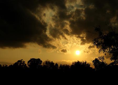 sunrises: Sunrise stock photo