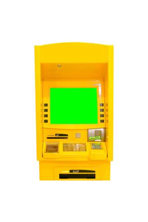 bankcard: ATM Stock Photo
