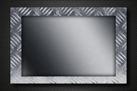 nameboard: stainless steel metal