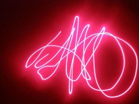 contrastive: Laser signature